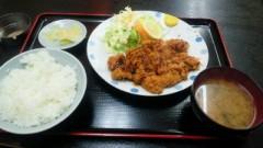 鈴木淳(しながわてれび出演者blog) 公式ブログ/ワンコイン定食! 画像1
