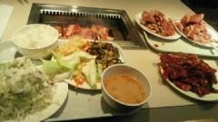 鈴木淳(しながわてれび出演者blog) 公式ブログ/焼き肉食った! 画像1