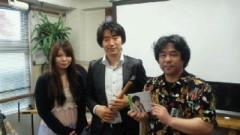 鈴木淳(しながわてれび出演者blog) 公式ブログ/ミュージックコレクション生放送終了! 画像1