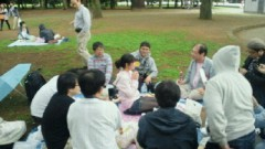 鈴木淳(しながわてれび出演者blog) 公式ブログ/木ノ下ゆりちゃんの花見! 画像1