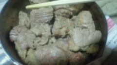 鈴木淳(しながわてれび出演者blog) 公式ブログ/肉のかたまり! 画像1