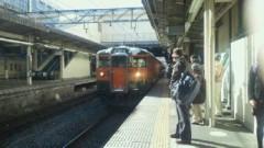 鈴木淳(しながわてれび出演者blog) 公式ブログ/雪の積もったローカル電車! 画像1