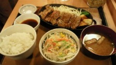 鈴木淳(しながわてれび出演者blog) 公式ブログ/ステーキはここ! 画像1