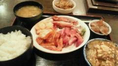 鈴木淳(しながわてれび出演者blog) 公式ブログ/刺身の食べ放題だー! 画像1
