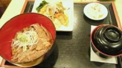 鈴木淳(しながわてれび出演者blog) 公式ブログ/昨日のごはん! 画像1