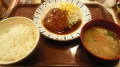鈴木淳(しながわてれび出演者blog) 公式ブログ/すき家で大盛り! 画像1