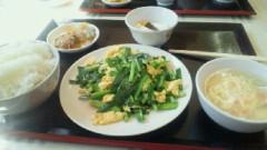 鈴木淳(しながわてれび出演者blog) 公式ブログ/地震の前に食べた昼御飯! 画像1