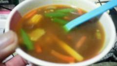 鈴木淳(しながわてれび出演者blog) 公式ブログ/大根のカレースープ! 画像1