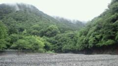 鈴木淳(しながわてれび出演者blog) 公式ブログ/木間沢キャンプ場近くの河原で! 画像1