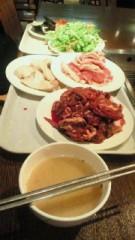 鈴木淳(しながわてれび出演者blog) 公式ブログ/銀座で焼き肉めちゃ食った! 画像1