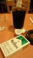 鈴木淳(しながわてれび出演者blog) 公式ブログ/マルボロとアイスコーヒー! 画像1