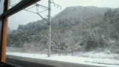 鈴木淳(しながわてれび出演者blog) 公式ブログ/水上は雪! 画像1