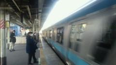 鈴木淳(しながわてれび出演者blog) 公式ブログ/山手線の線路を走る京浜東北線! 画像1
