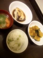 逢沢 莉緒 公式ブログ/今日は和食:) 画像1