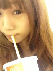 逢沢 莉緒 公式ブログ/今日嬉しかった事☆マック 画像1