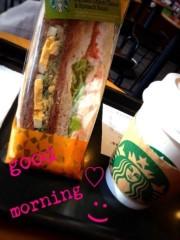逢沢 莉緒 公式ブログ/おはようございます☆携鯛 画像1