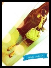 逢沢 莉緒 公式ブログ/癒し♪今日のコーデとか:) 画像1