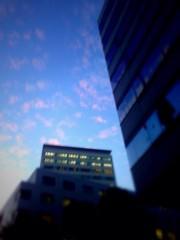 逢沢 莉緒 公式ブログ/空に☆ 画像1