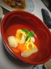 逢沢 莉緒 公式ブログ/お正月☆お雑煮 画像1