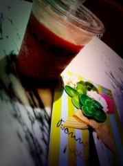逢沢 莉緒 公式ブログ/お見舞いにU+A0゚+。:.゚ 画像1