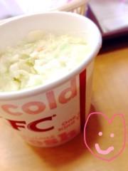 逢沢 莉緒 公式ブログ/ケンタッキーにて☆ 画像1