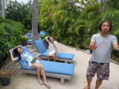 KYLA (カイラ) 公式ブログ/MasterCard Honolulu Priceless CF 画像2