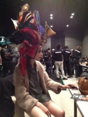 KYLA (カイラ) 公式ブログ/Macaronicショー、Cool Trans 撮影 画像3