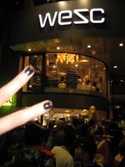 KYLA (カイラ) 公式ブログ/原宿で WESC のショップがオープンしました ♫ 画像1