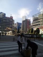 葉月 公式ブログ/Φ(.. )東京の空は 画像1