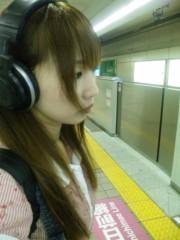 葉月 公式ブログ/Φ(.. )地下鉄なう!! 画像1
