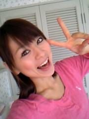 雨坪春菜 公式ブログ/ 気合ぃだぁ(≧∇≦)ノ〃 画像1