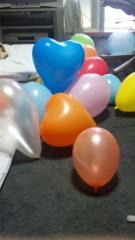 栃尾昌 公式ブログ/風船と遊ぶ。 画像1