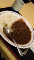 栃尾昌 公式ブログ/カツカレー・・・。 画像1