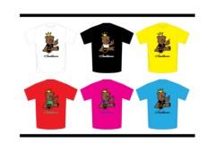 カリスマカンタロー 公式ブログ/カリ☆ベアーのTシャツ見本 画像1