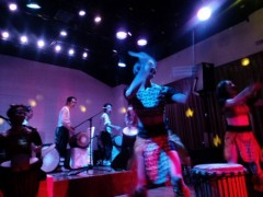 空木マイカ 公式ブログ/アフリカンライブ♪ 画像1