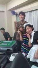 上野あいみ(すっとんきょ) 公式ブログ/雀荘でバイト終わってから雀荘へ。 画像1