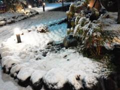 上野あいみ(すっとんきょ) 公式ブログ/おい!なんだいこの雪は! 画像1