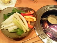 上野あいみ(すっとんきょ) 公式ブログ/焼き肉パーリー 画像1