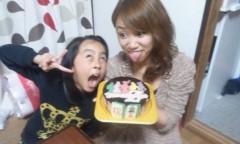 上野あいみ(すっとんきょ) 公式ブログ/姉のケーキ(* ´д`*) 画像3