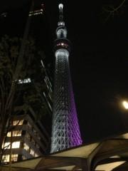 上野あいみ(すっとんきょ) 公式ブログ/初スカイトゥリー(  ´艸`) 画像1