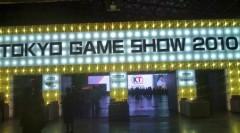 上野あいみ(すっとんきょ) 公式ブログ/東京ゲームショー。 画像1