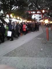 ゴジーラ久山 公式ブログ/初詣。 画像2