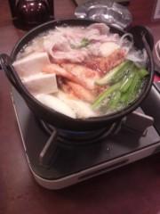 ゴジーラ久山 公式ブログ/キムチ鍋。 画像1