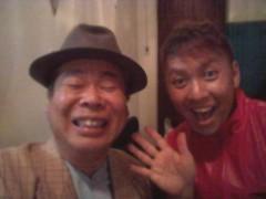 ゴジーラ久山 公式ブログ/ショースポットメイクアップ。 画像1