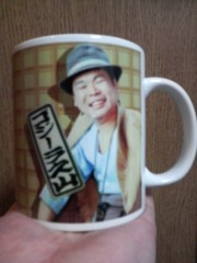 ゴジーラ久山 公式ブログ/マグカップ 画像1