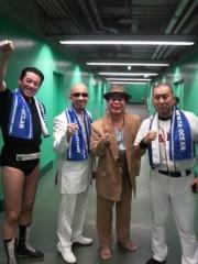 ゴジーラ久山 公式ブログ/東京ドーム 画像1