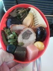 ゴジーラ久山 公式ブログ/だるま弁当。 画像2