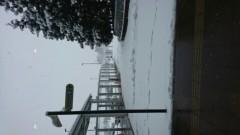 ゴジーラ久山 公式ブログ/雪だった。 画像1