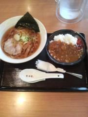 ゴジーラ久山 公式ブログ/朝食休憩。 画像1
