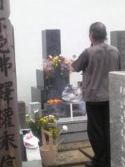 ゴジーラ久山 公式ブログ/寅さん17回忌献花式。 画像3